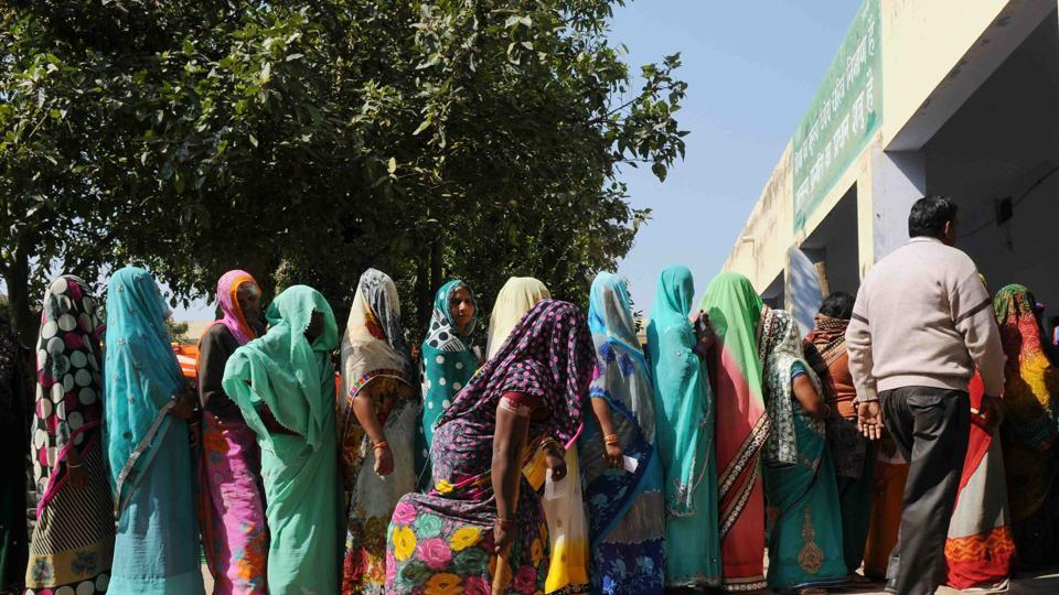 In Dadri, the highest female voter turnout of 86.04% was reported from booth 232 in Mutiani. In Jewar, the highest female voter percent of 90.21 was registered at booth 340 Jehangirpur.