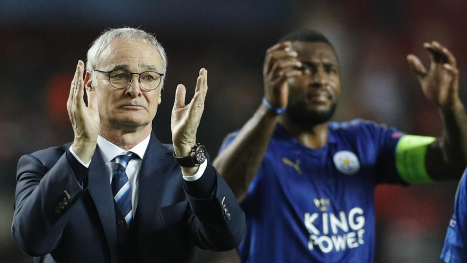 Claudio Ranieri was sacked by Leicester City after a dismal performance in the Premier League.