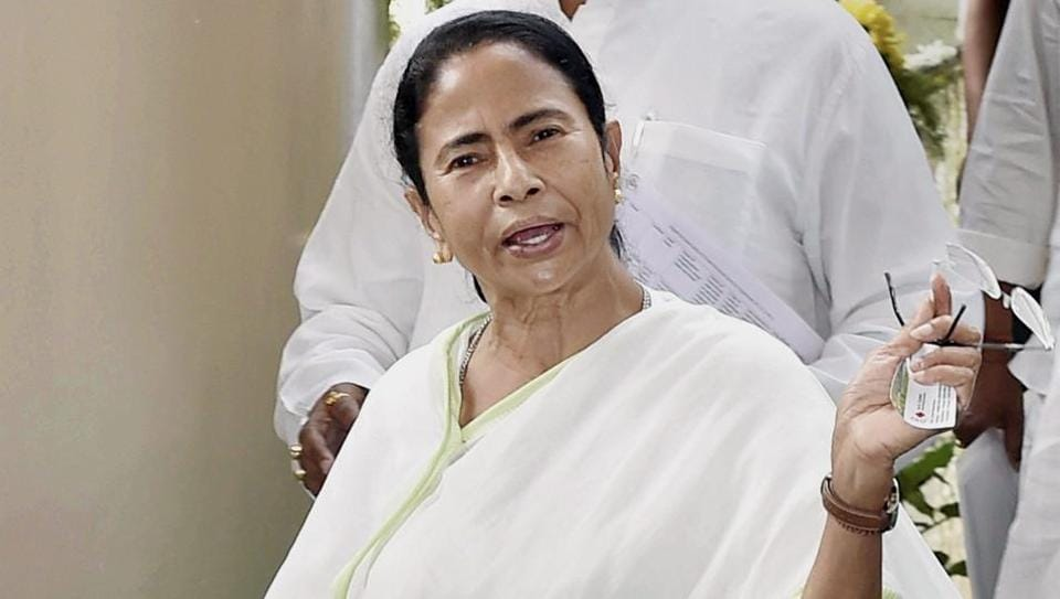 Mamata Banerjee reacted to the Kansas City shooting and said she does not support politics of hate.