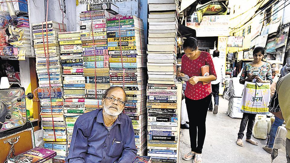 Nai Sarak,Bookshops in Delhi,Old Delhi