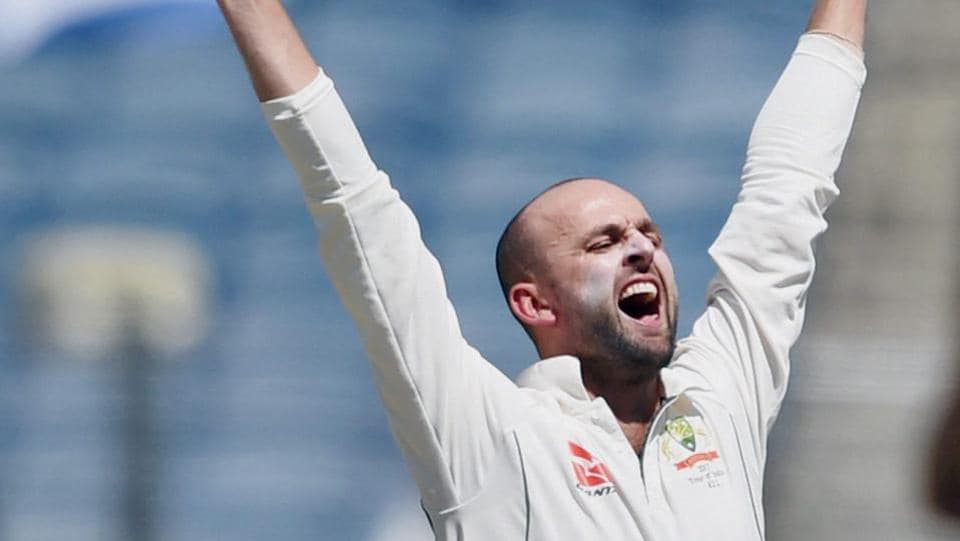 Nathan Lyon took four for 53 in the second innings. (PTI)