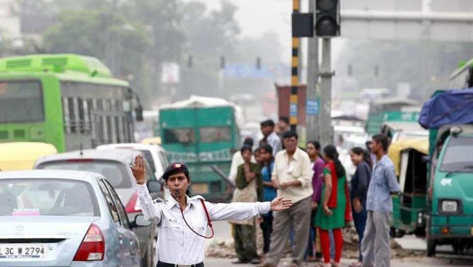 Road rage,Delhi traffic,Lahori Gate