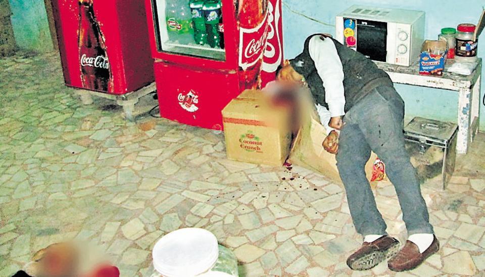 Dera Sacha Sauda,Khanna,dera followers killed