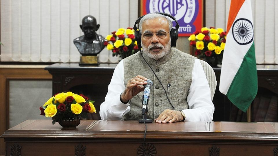 In his monthly radio show, Prime Minister Narendra Modi asked youngsters to embrace science, saying  the country needed more scientists.