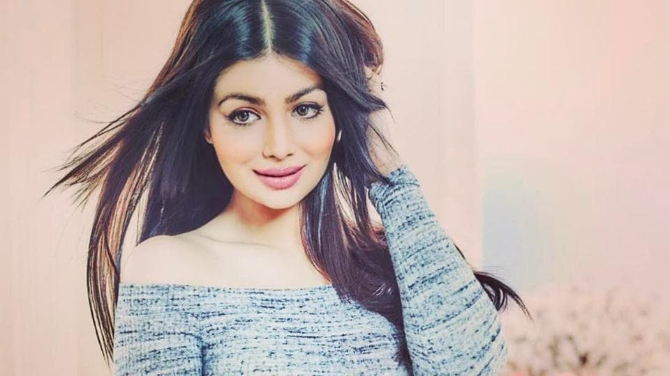 Actor Ayesha Takia in one of the pictures posted by her on Instagram.