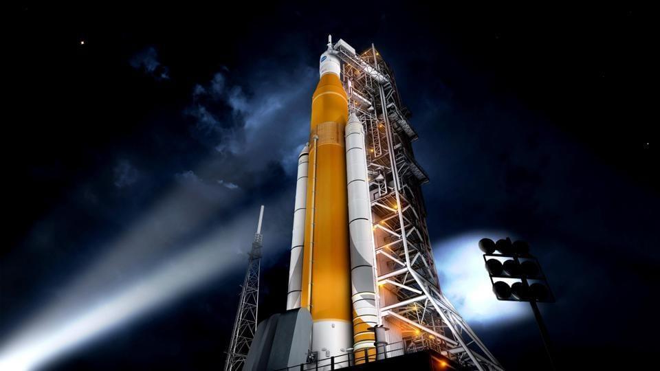 NASA,Deep space test flight,Orion Nasa