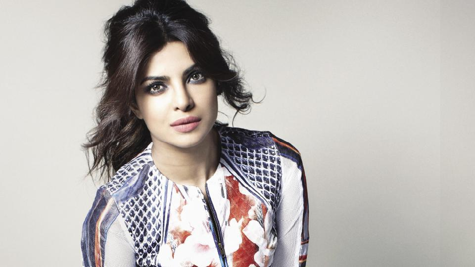 She's not ruthlessly aggressive or uncompromising in pursuing her objectives. Priyanka Chopra is just plain determined