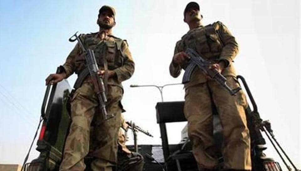 The Pakistan Army said on Saturday that four terrorists have been killed while 600 suspects arrested during the ongoing major anti-terrorism operation.