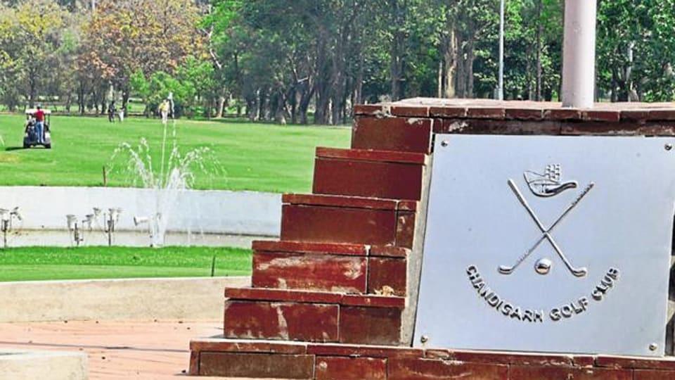 Chandigarh Golf Club.