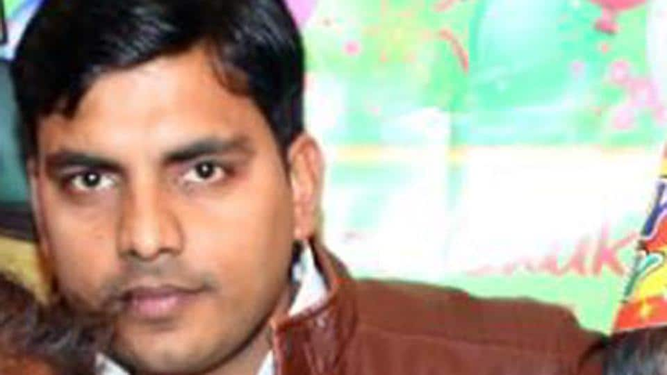 Victim Vipin Shukla, 27.