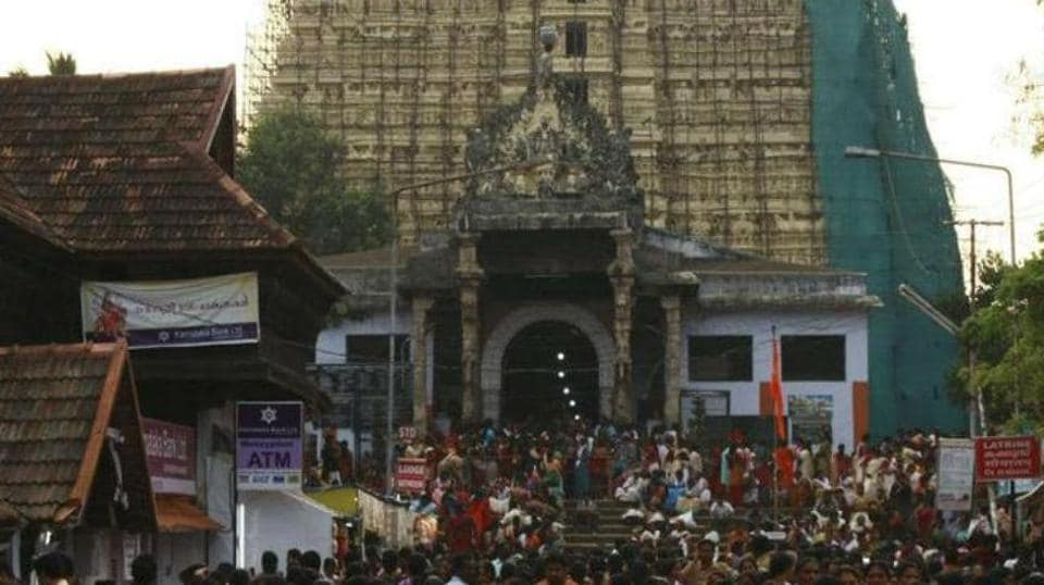 A major fire broke out near the Sree Padmanabha Swami temple here, one of the richest shrines in the country.