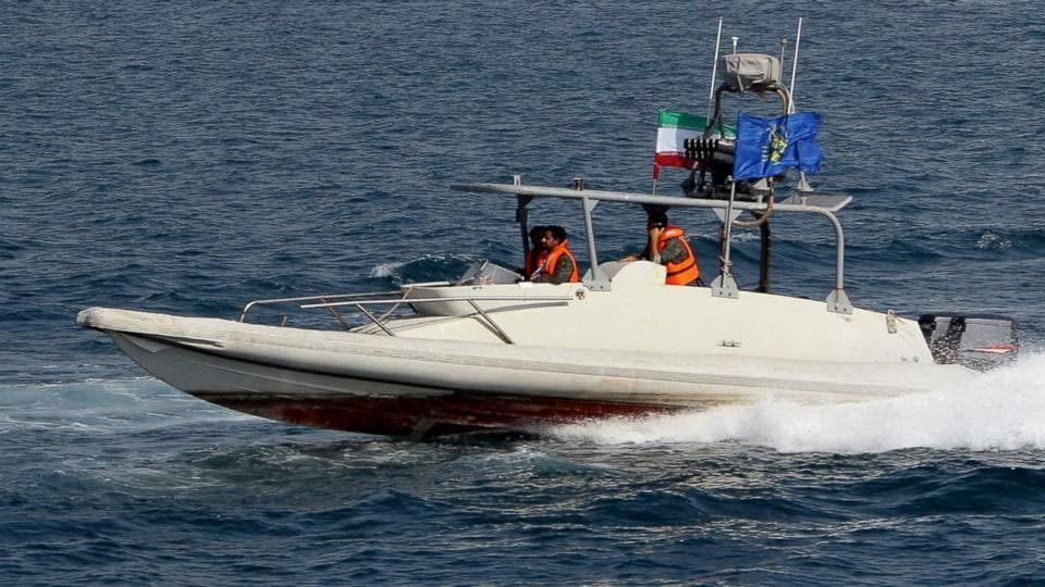Iran's navy has begun an annual drill near the strategic Strait of Hormuz, its first major exercise since the inauguration of U.S. President Donald Trump.