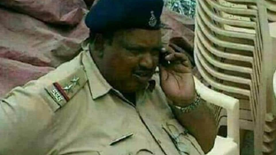 Fat-shamed,MP cop,Daulatram Jogawat