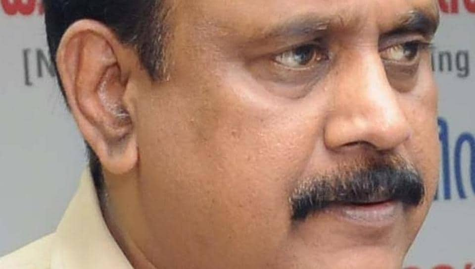 TP Senkumar in his petition said the LDF government victimised him for carrying out probes into political murder cases in Kannur.