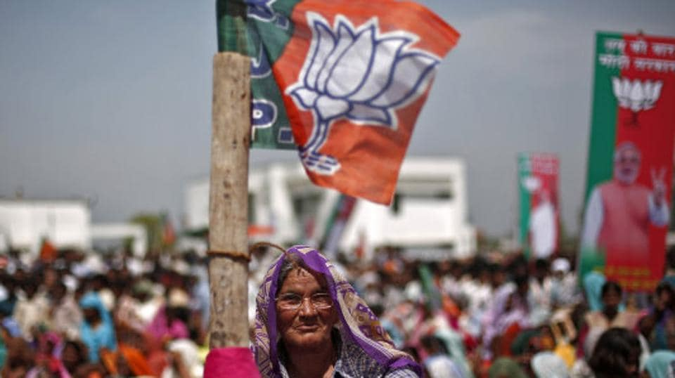 The UP polls is now turning into a larger battle driven by the Modi factor even as Congress-SP alliance is fighting to hold on to the edge they had been having.