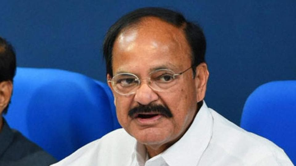 """Venkaiah Naidu on Sunday condemned the killing of an Indian engineer in Kansas, saying the US government should respond to such incidents and take the """"strongest action""""."""