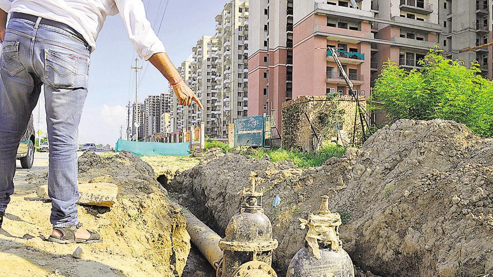 Greater Noida,groundwater scarcity,National Green Tribunal