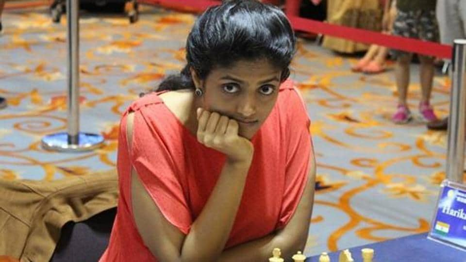 Harika Dronavalli,Tan Zhongyi,Women's World Chess Championship
