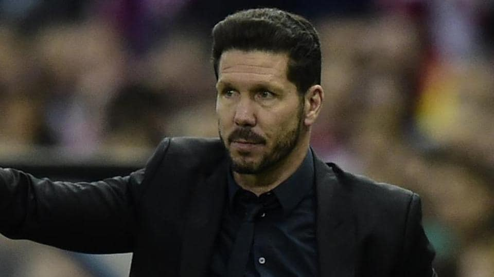 Atletico Madrid manager Diego Simeone believes FC Barcelona are still the best team in the world.