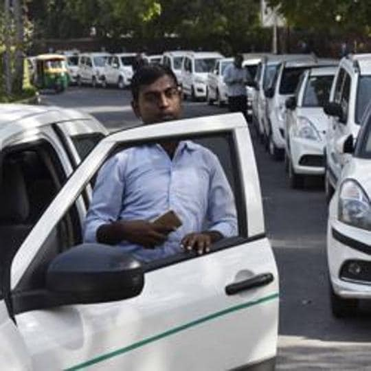 Ola and Uber drivers had gone on 13-day strike in February.