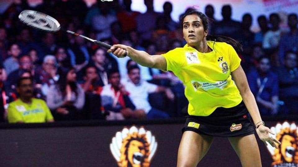 PV Sindhu is the first Indian badminton player to win a silver medal at Olympics.
