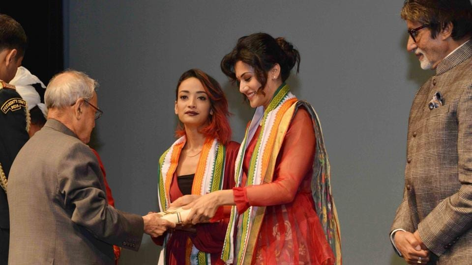 Taapsee Pannu,Angad Bedi,Amitabh Bachchan