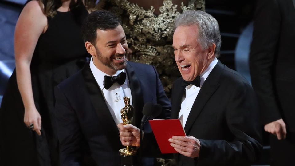 La La Land,Moonlight,Oscars 2017