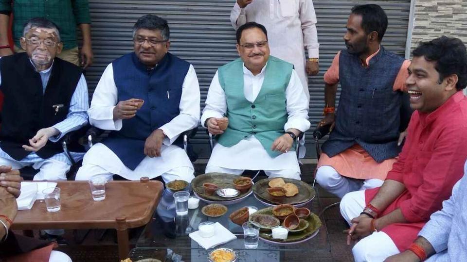 Uttar Pradesh assembly elections 2017,Varanasi,Union ministers