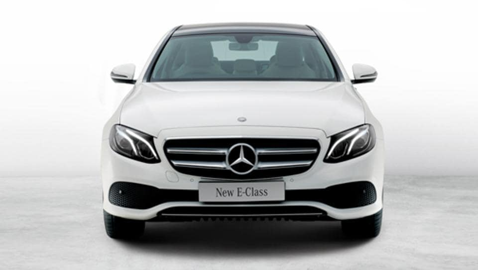 Mercedes benz to launch new e class today variants for Mercedes benz prices in india