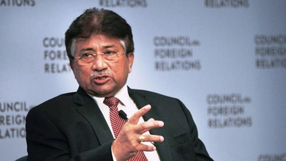 Pervez Musharraf,SAARC,Indo-Pak dispute