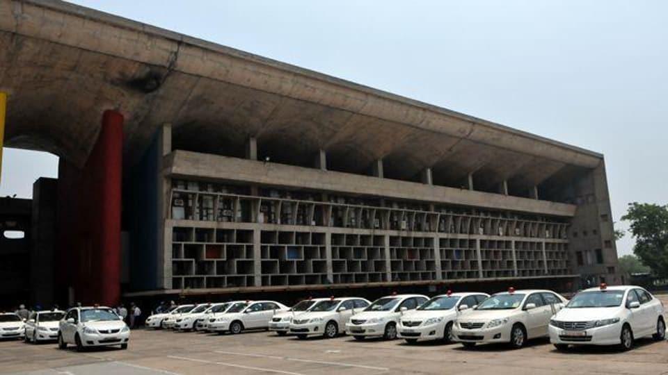Punjab and Haryana high court, Chandigarh