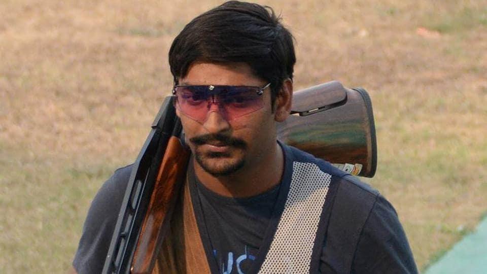 ISSFWorld Cup,Ankur Mittal,men's Double Trap