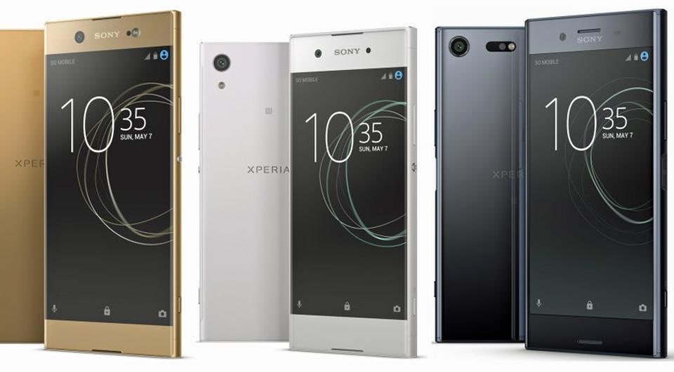Sony launched the Xperia XA1, Sony Xperia XA1 Ultra, XZ Premium, and the Xperia XZs smartphones at MWC2017