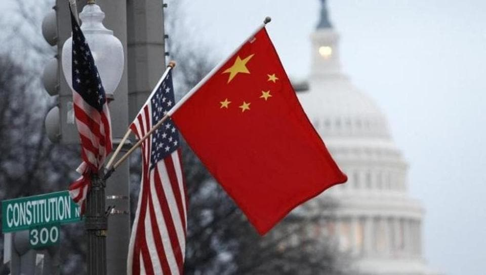 China is sending its first senior official to visit the United States since President Donald Trump took office, amid uncertainties over trade relations and new security tensions in east Asia/