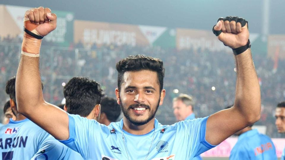 Harmanpreet Singh,Hockey India League,HIL