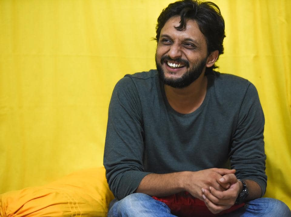 Actor Mohammed Zeeshan Ayyub  says he wanted to apply for MSc in Mathematics but decided to re-apply for National School of Drama (NSD).