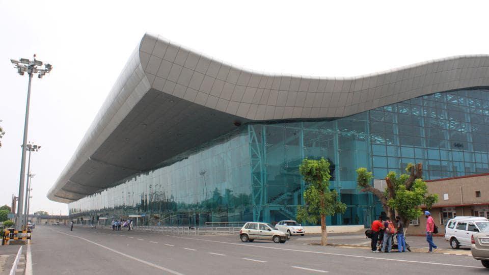Sri Guru Ram Dass Jee Int'l Airport