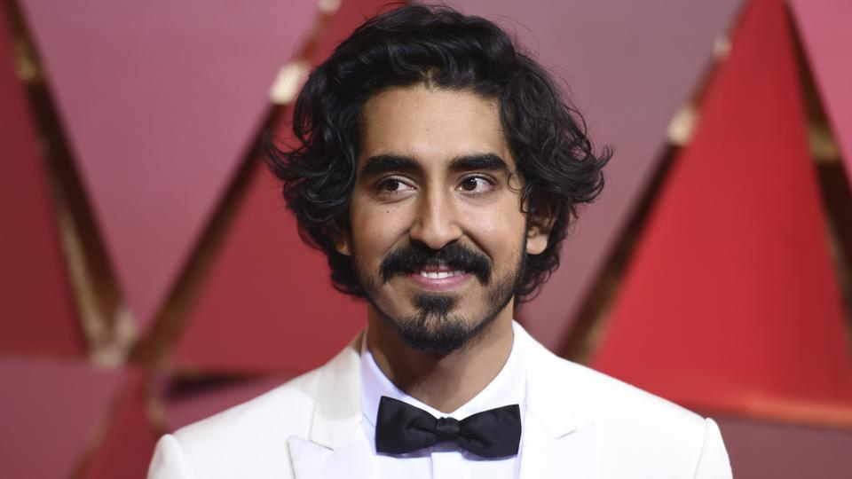 Dev Patel, whose film Lion is a contender at the 89th Academy Awards, arrives at the Dolby Theatre on Monday.  (AP)