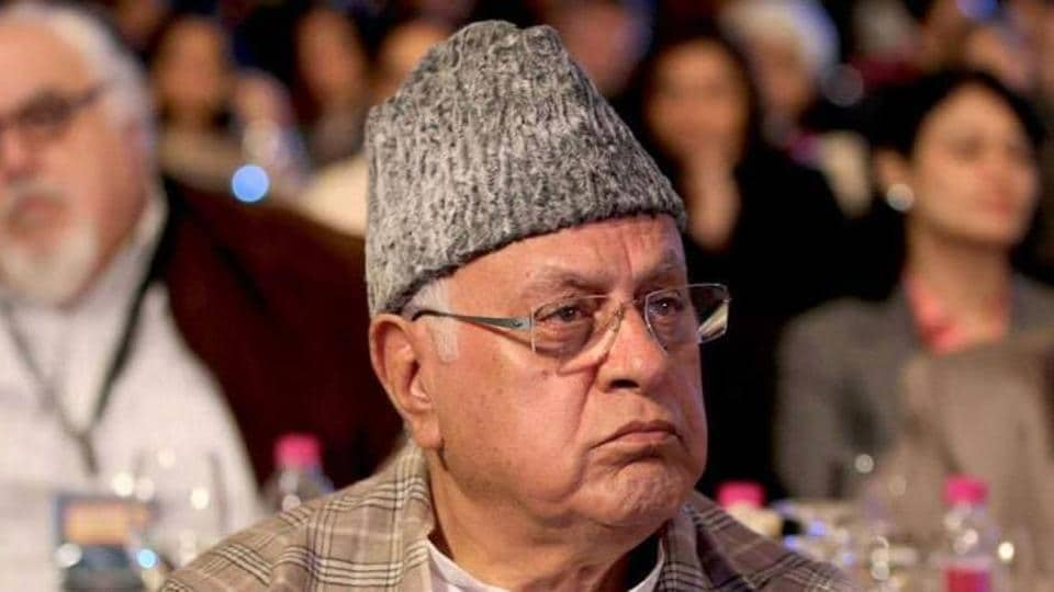 National Conference,Jammu and Kashmir,Farooq Abdullah