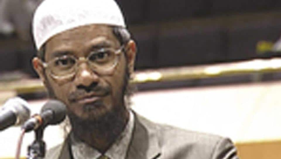 Zakir Naik, the president of Islamic Research Foundation, is being investigated in a money laundering case.