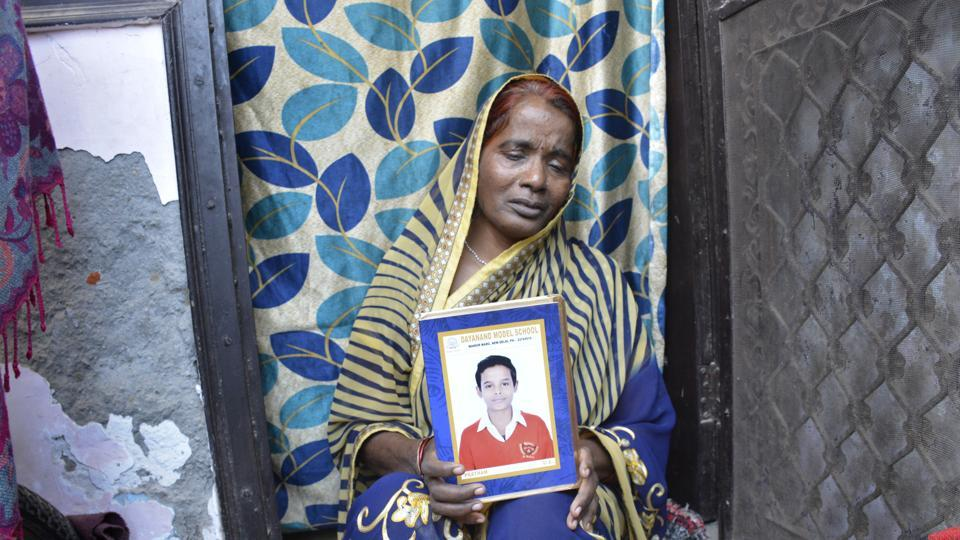 Gayatri Devi, the boy's grandmother, said that they had arranged for ₹3 lakh to pay the accused but the boy was murdered.