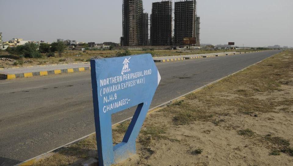 Gurgaon,NPR oustees,Dwarka Expressway