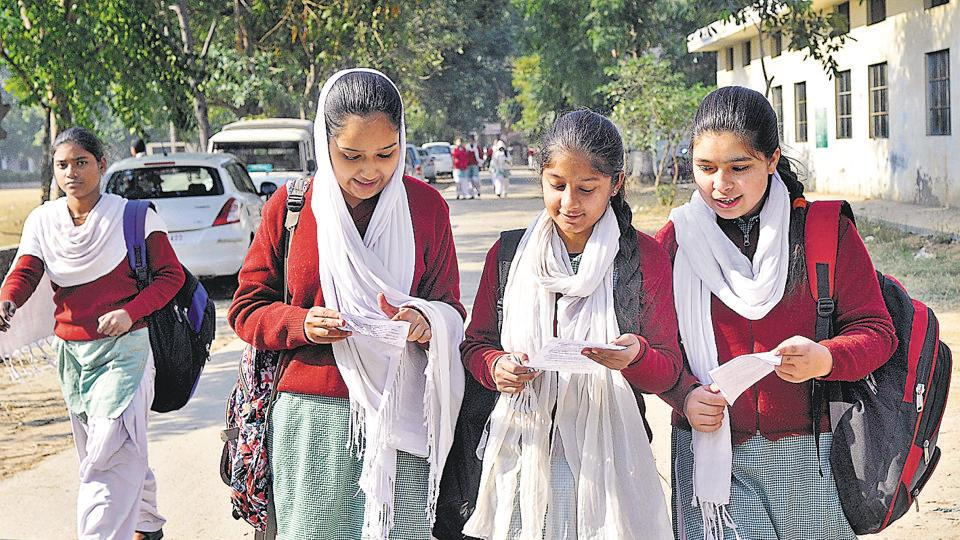 This year, 3.76 lakh students will sit for the Class 12 board exam while 4.12 lakh students will appear for the Class 10 exam, in Punjab.