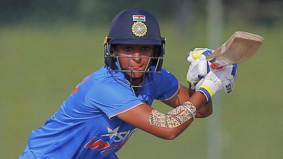 India women's cricketer Harmanpreet Kaur scored a run-a-ball 41 against South Africa in the ICC Women's World Cup Qualifier final in Colombo, Sri Lanka on February 21.