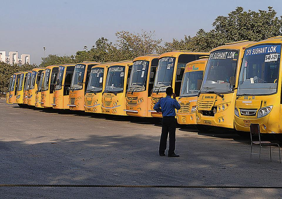 tHE district inspector of school (DIoS), Lucknow, has said that most schools do not verify the antecedents of drivers of school buses, private vans or auto rickshaws ferrying school kids.