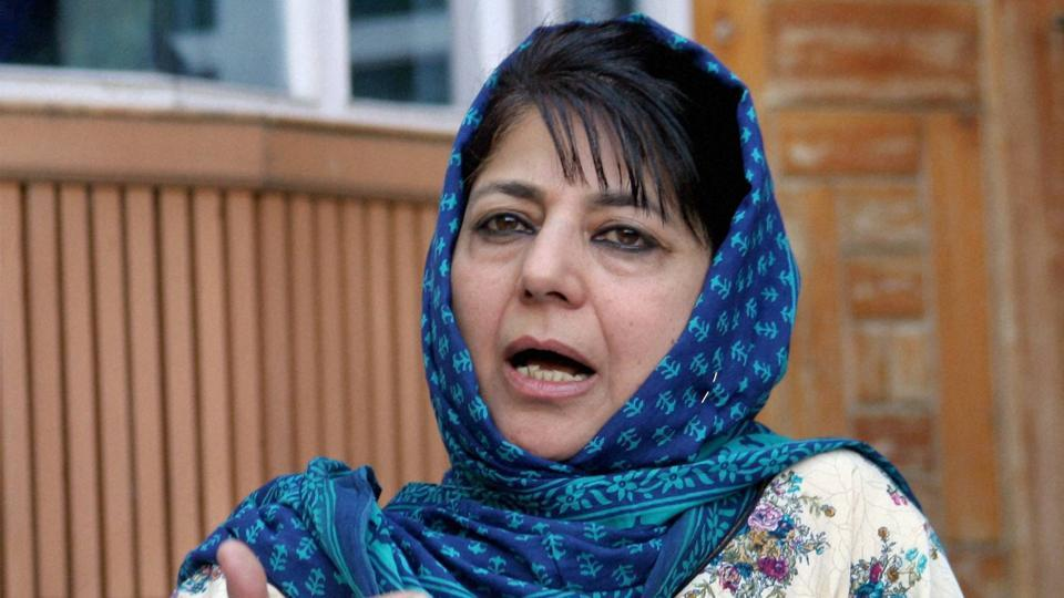 The Shiv Sena mouthpiece, Saamana, slammed the BJP over its alliance with Mehbooba Mufti in Jammu and Kashmir, pointing out that Mufti openly supported Afzal Guru — a convict in a Parliament attack case.