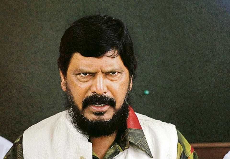 Union Minister of State for Social Justice and Empowerment Ramdas Athawale says casteism and not the government's commitment to cow protection is responsible for atrocities against Dalits.
