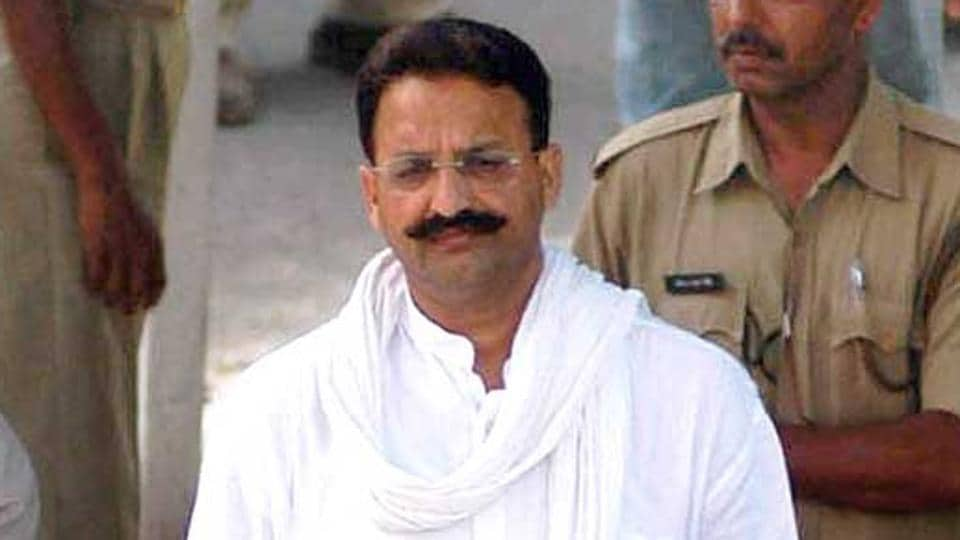 Mukhtar Ansari's parole was rejected by the Delhi HC on a plea by the Election Commission.