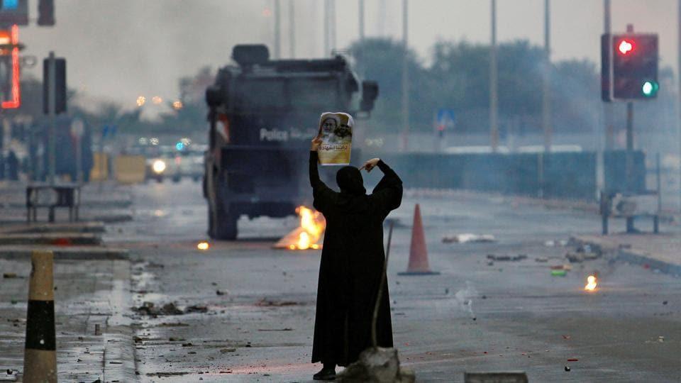 Bahrain bomb attack,Bahrain,Bahrain dissent