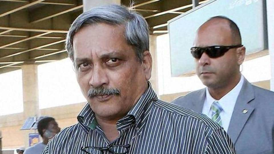 The Shiv Sena on Tuesday hit out at Defence Minister Manohar Parrikar over the Army paper leak, and said that BJP should take entire responsibility of the incident.
